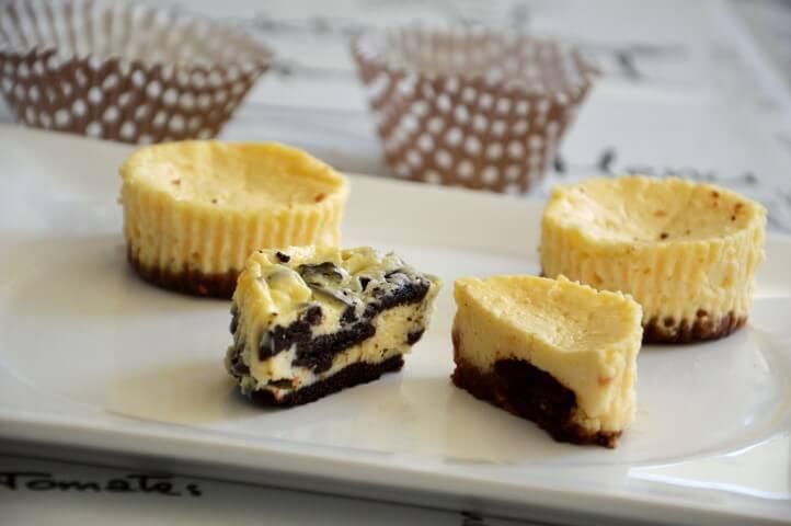 עוגת גבינה אפויה אישית