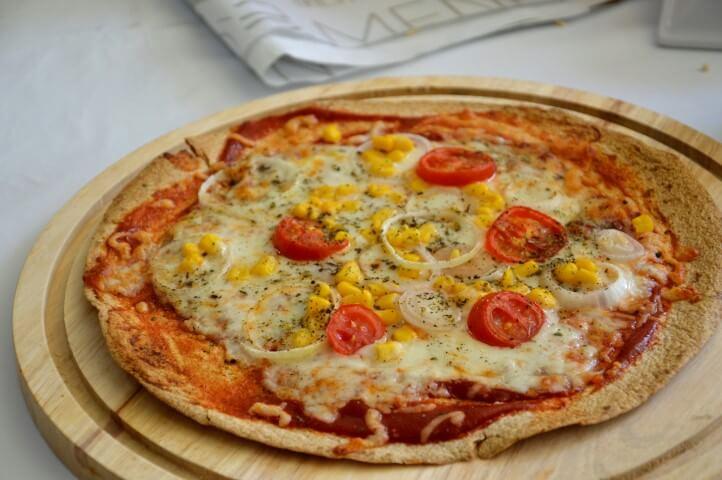 מתכון לפיצה טורטיה