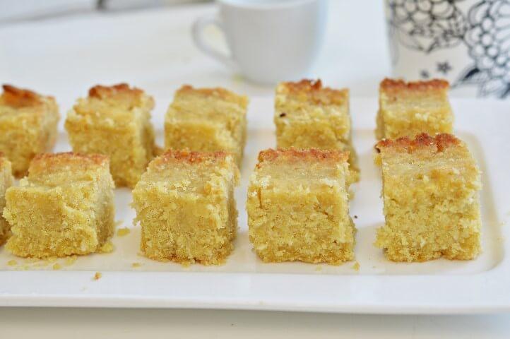 עוגה מקמח תירס