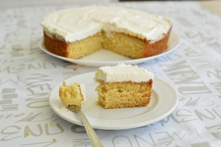 עוגה ללא ביצים