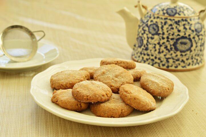 עוגיות מקמח כוסמין