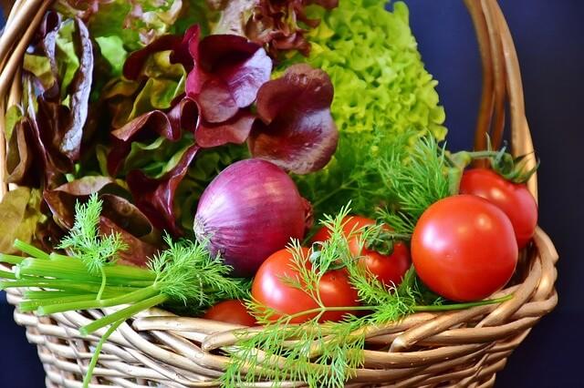 אכילה לפי צבעים