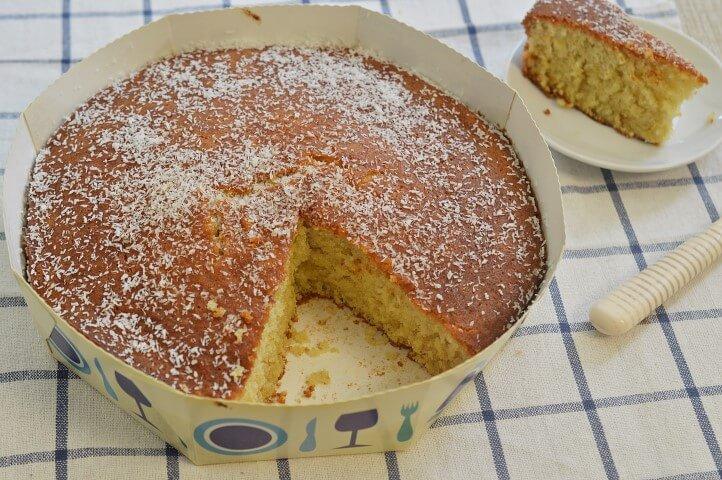 עוגת שקדים