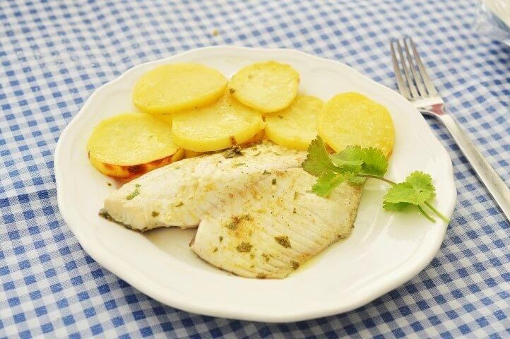 פילה אמנון ברוטב לימון