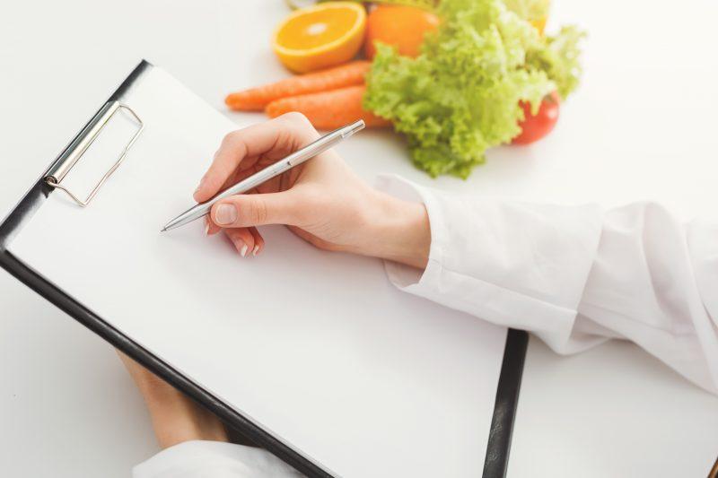 ערכים תזונתיים