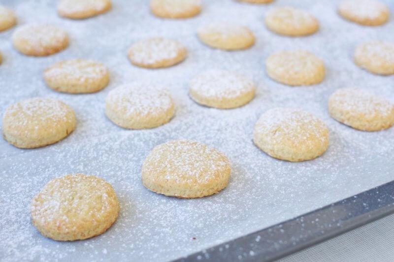 עוגיות חמאה ולימון