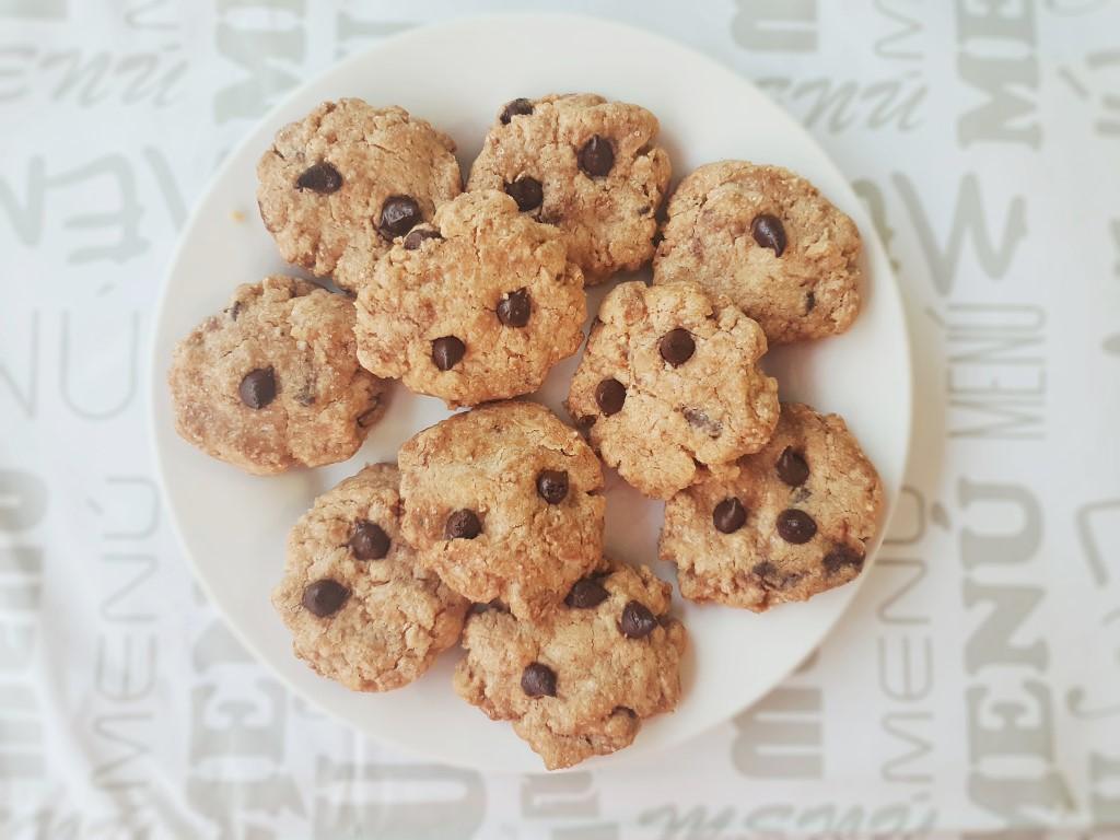 עוגיות קפה עם שוקולד