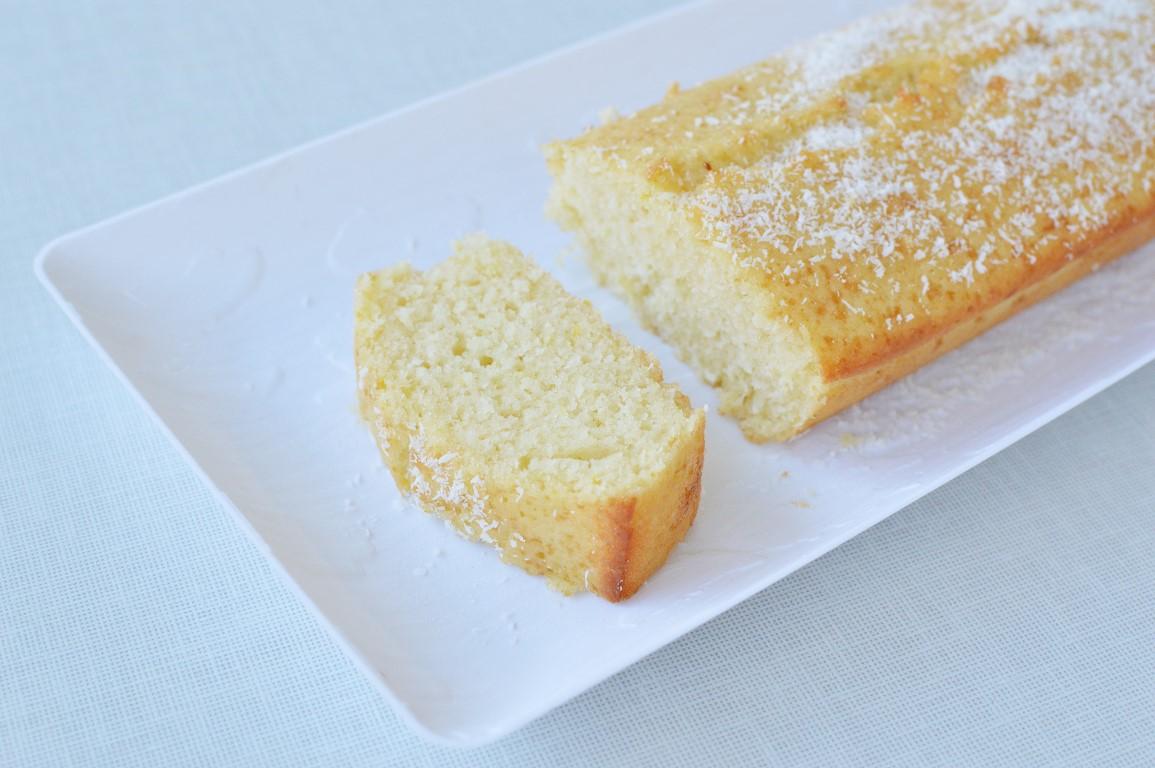 עוגת קוקוס ולימון