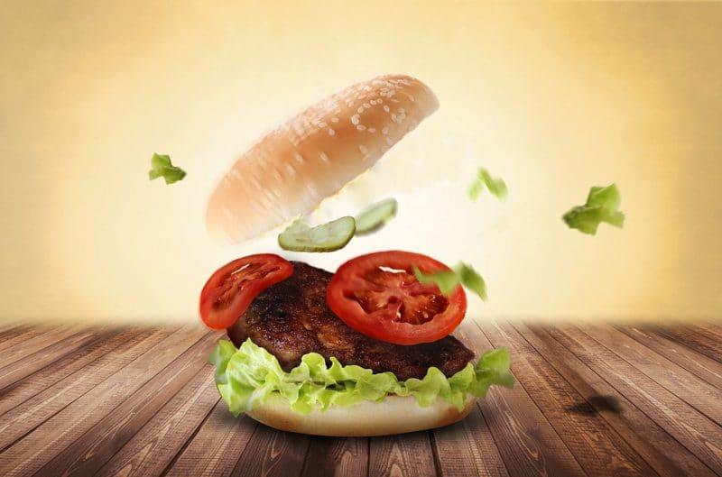 תוספות להמבורגר