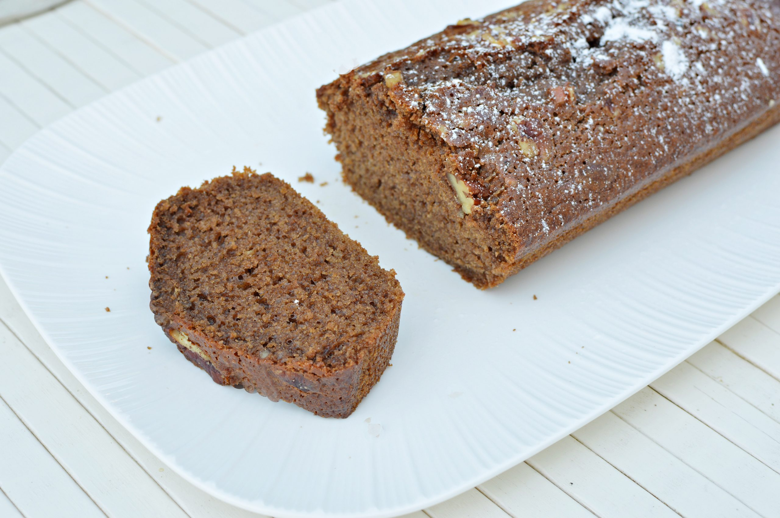 עוגת מוקה ופקאן