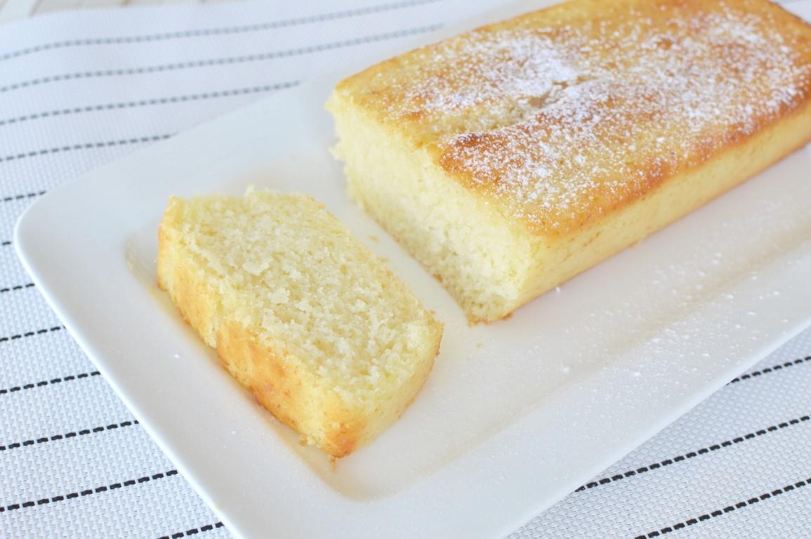 עוגת שמנת חמוצה