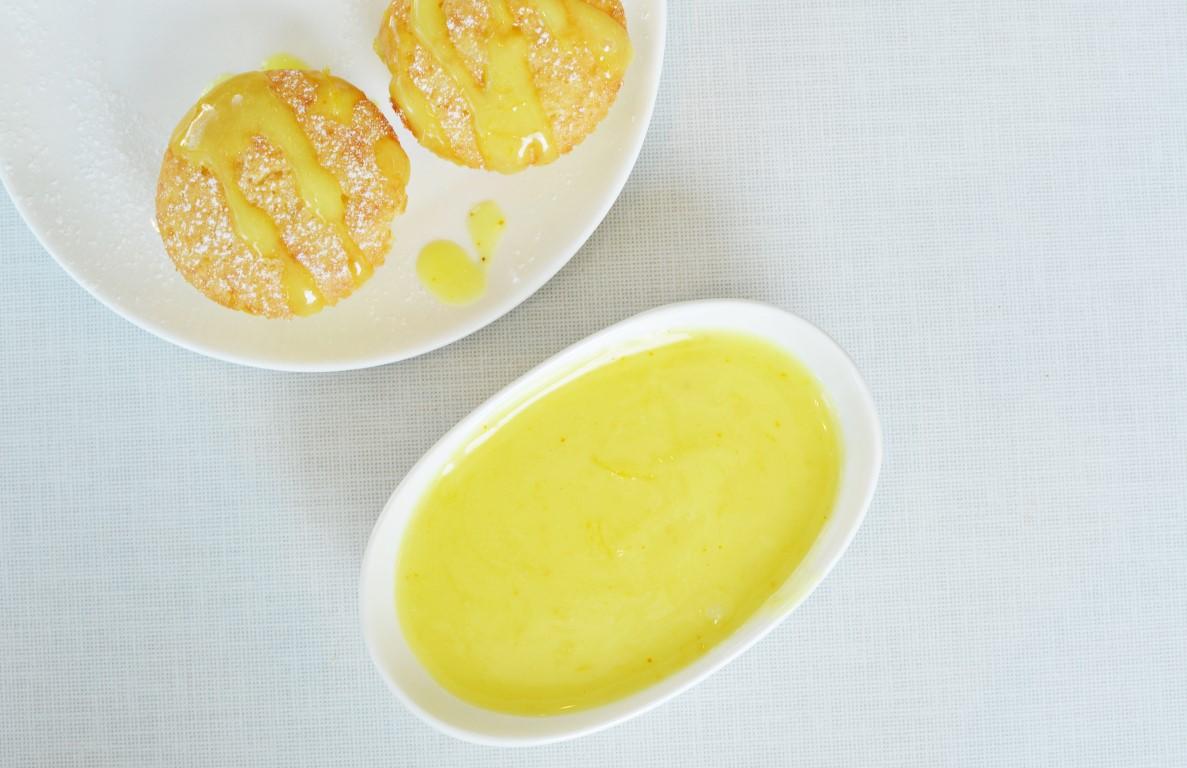 קרם לימון