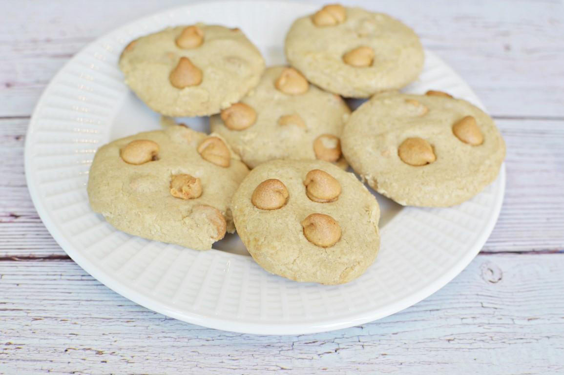 עוגיות טחינה ושוקולד צ'יפס