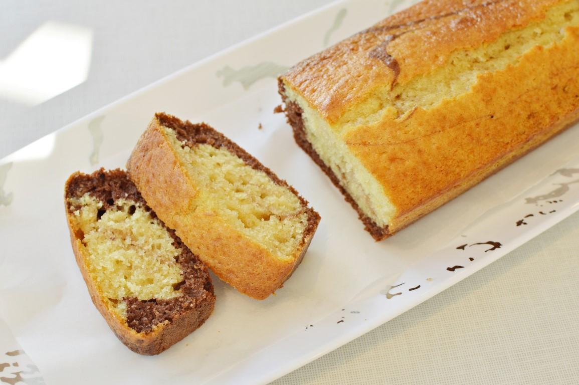 עוגת שיש עם יוגורט