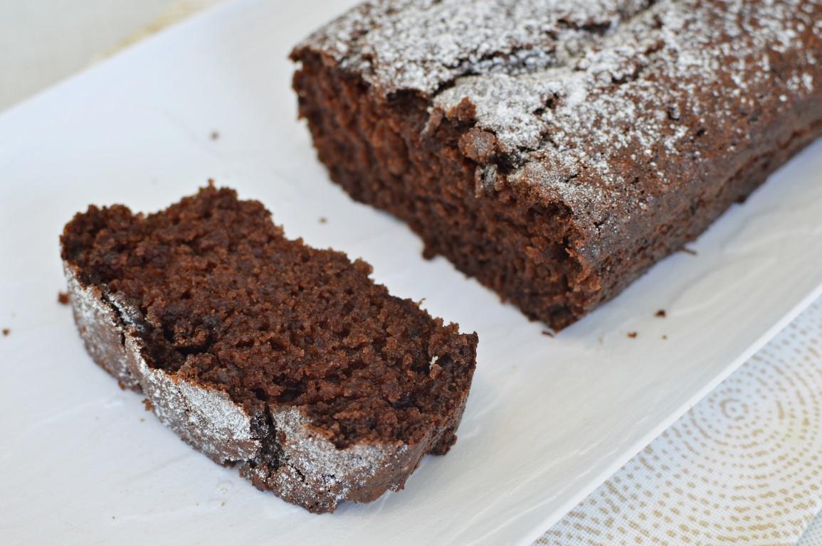 עוגת מעדן שוקולד טבעונית