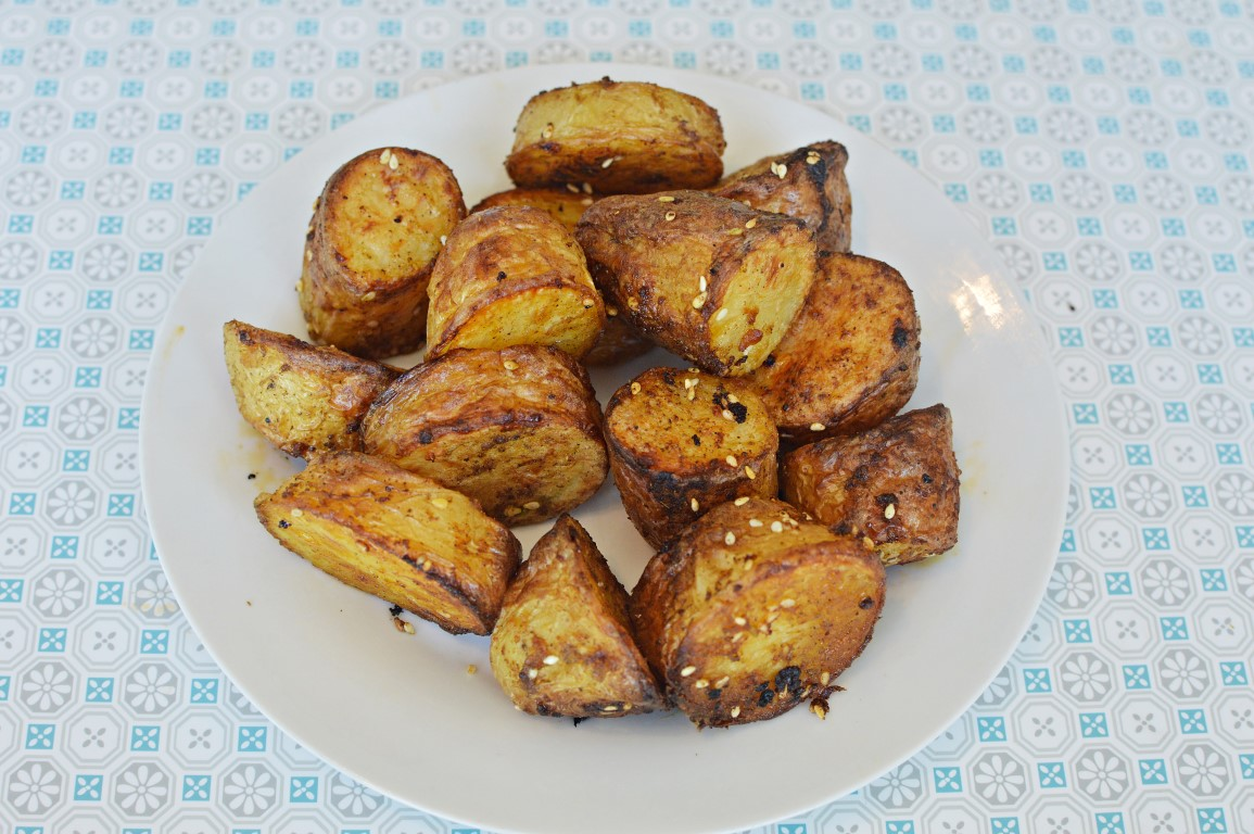 תפוחי אדמה בזעתר
