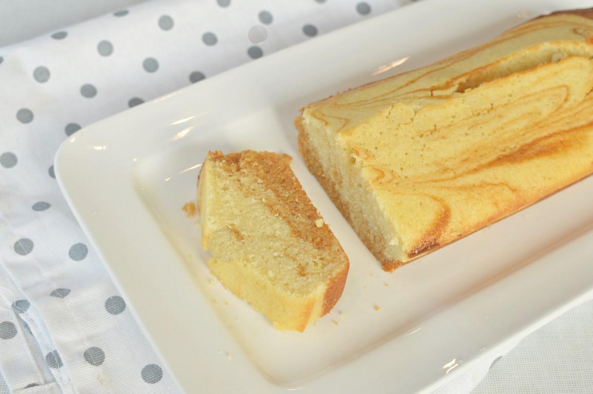 עוגת שיש וריבת חלב